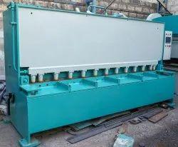 Variable Rake Hydraulic Shearing Machine