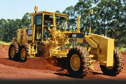 CAT Motor Grader on Rent