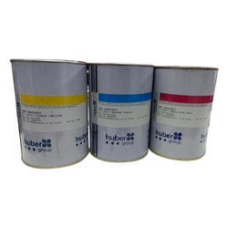 Huber Clear screen printing inks, Pack Size: 1 KG