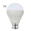 Cool Daylight 5w Led Plastic Bulb