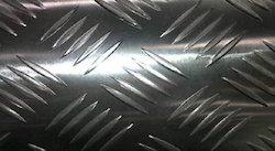 SS 304 Checkered Sheets
