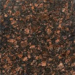 RK Marbles Slab Tan Brown Granite Stone, Thickness: 5-25 mm, for Flooring