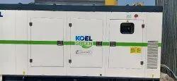 Kirloskar Generator 200kva