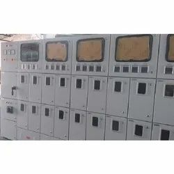 3 - Phase Meter Board Panel