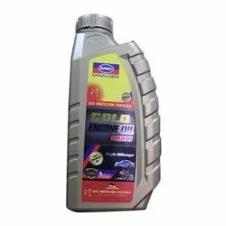 Gold Engine Oil
