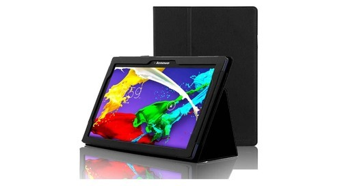 huge discount 24ca9 d6941 Manufacturer Of Lenovo Tab 10.1 Case Cover With Stand And Elastic