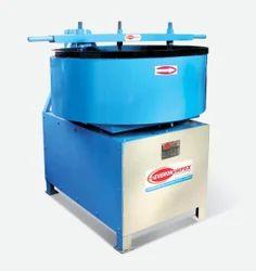 Semi Automatic Pan Concrete Mixer Muller