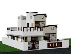 Residential Building Designing Service