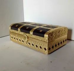 Wooden Dry Fruit Decorative Box For Gifts