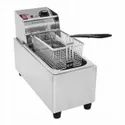 Deep Fryer (French Fries) Double ELE Gas 5 5 Ltr