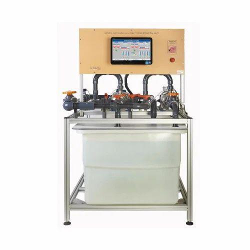 Fluid Mechanics Dididactic Simulators - Technosys Systems