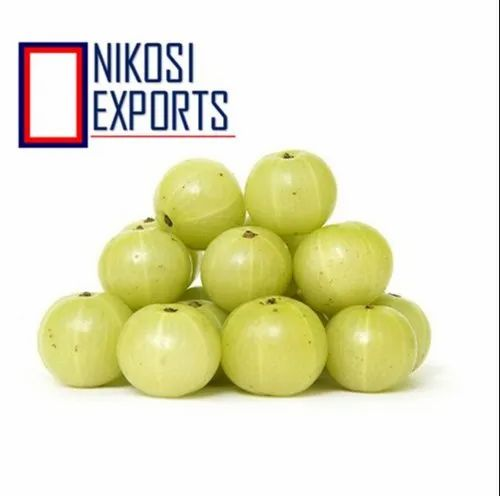 A Grade Tamilnadu Fresh Indian Gooseberry, Packaging Size: 5 Kg, Packaging Type: Carton
