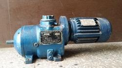Used Variable Speed Geared Motor 0.75hp