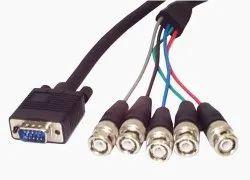 VGA to 5 BNC Cable