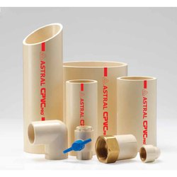 Cream Astral CPVC Plumbing Pipe, Nominal Size: 1''
