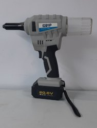 GRIP Battery Operated Riveting Tool
