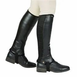 Equileather Half Chaps