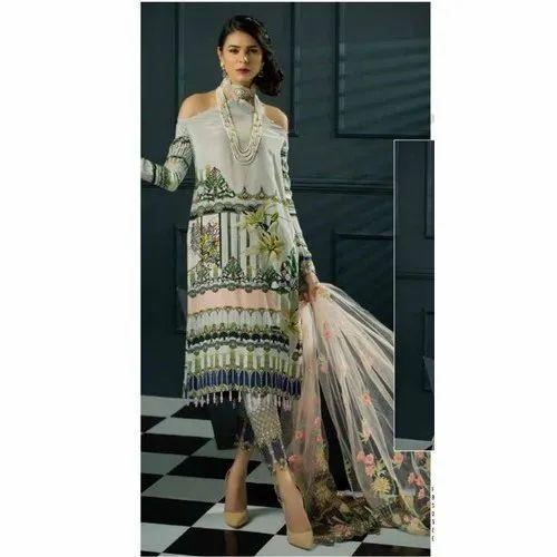 d07bb6c3ce Wedding Wear Pakistani Silk Suits, Size: Large, Rs 2500 /piece | ID ...