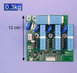 3AUA0000078551 ABB ZINP 771 Main Circuit Interface Board