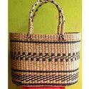 Bamboo Deginer Handle Shopping Bag