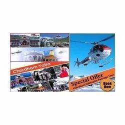 Char Dham Yatra Helicopter Tour Services