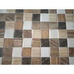 Ceramic Johnson Bathroom Tile, Thickness: 5-10 mm