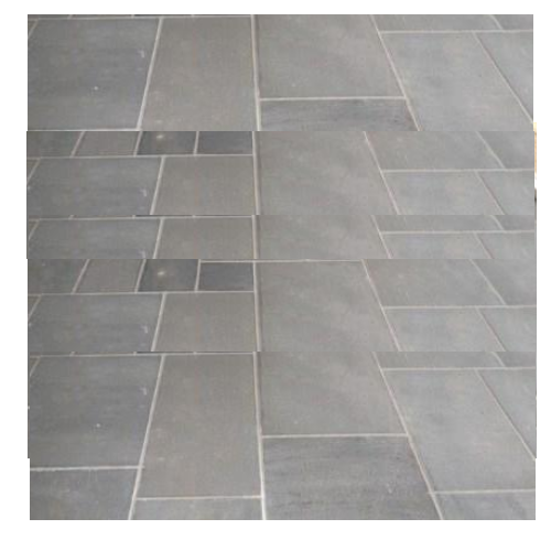 Ceramic Double Square Wall Tile, Size (In cm): 80 x 120