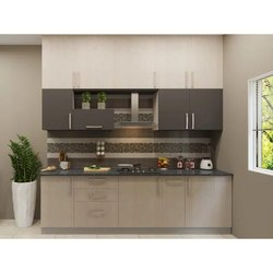 Straight Modular Kitchen, Warranty: 5 Years