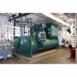 Air Condition Chiller Plant Project Work