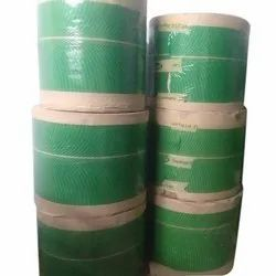 Paper Green Thali Roll Raw Material
