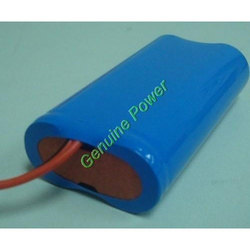 Lithium Ion 7.4v 2200mah ICR Battery