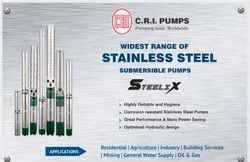 C.R.I. SS Borewell Submersible Pump