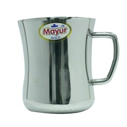 Double Wall Stainless Steel Damru Mug