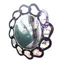 Designer Ekco Glass Mirror