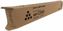 Ricoh MP C2503HS Single Color Ink Toner  (Black)