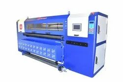 High Speed Digital Suit Dupatta Printing Machines, Automation Grade: Fully Automatic