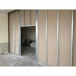 Gypsum Drywall Partitions