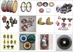 Metalbond Diamond Wheel for Cutting