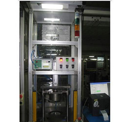 Sealed Motors Leak Testing Machine