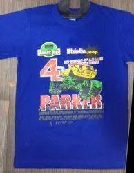 Kids R Neck T Shirt