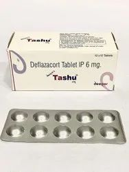 Deflazacort Tablet 6mg