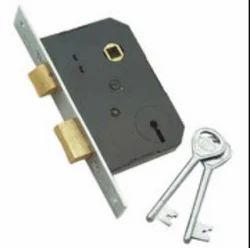 Mortise Lock 4 Lever Steel L-ML-011