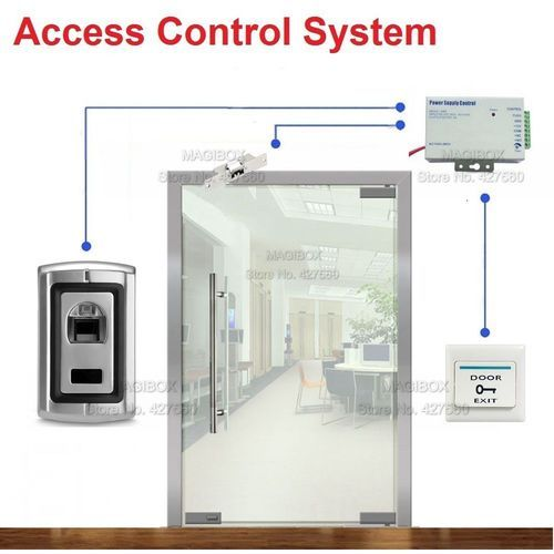 Essl Finger Print Web Based Door Access Control System Rs