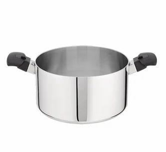 Silver And Black Royal Prestige Innove 8 Quart Dutch Oven