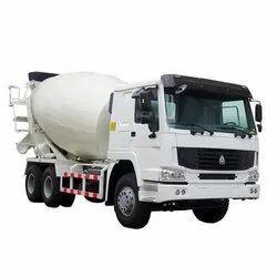 Transit Concrete Mixer Truck