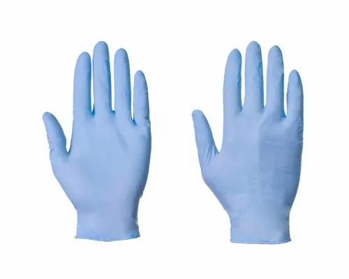 Non-Sterile Plain Medical Examination Gloves