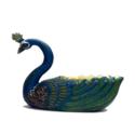 Peacock Shape Handmade Plant Pot