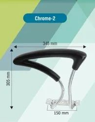 Chrome 2 Classic Chair Handle