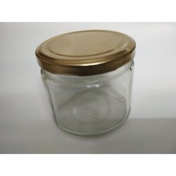 350 ml Glass Salsa/Pickle jar