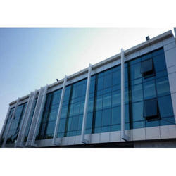 Structure Glazing Glass